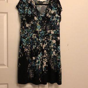 Apt. 9 petite dress xl floral